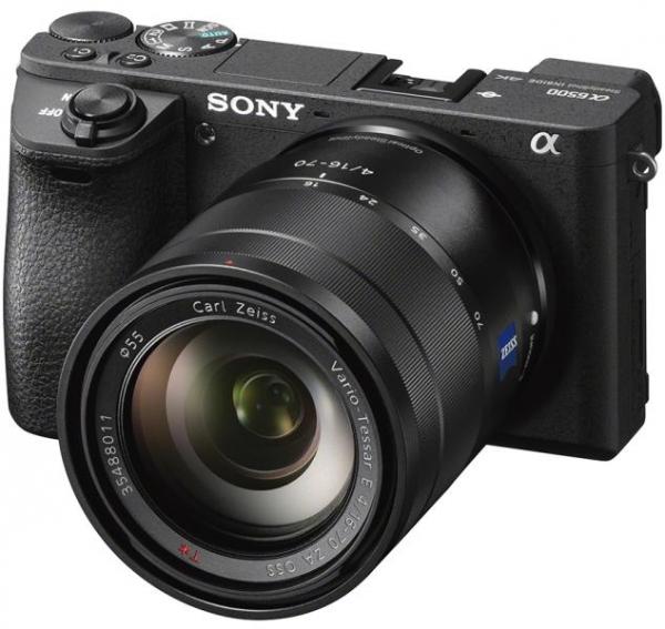 PHOTO CAMERA SONY A6500 KIT 16-70MM BLK 0