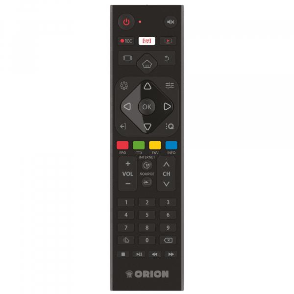 PIF-40-D-LED, Smart Led TV Orion, 102 cm, Full HD 1