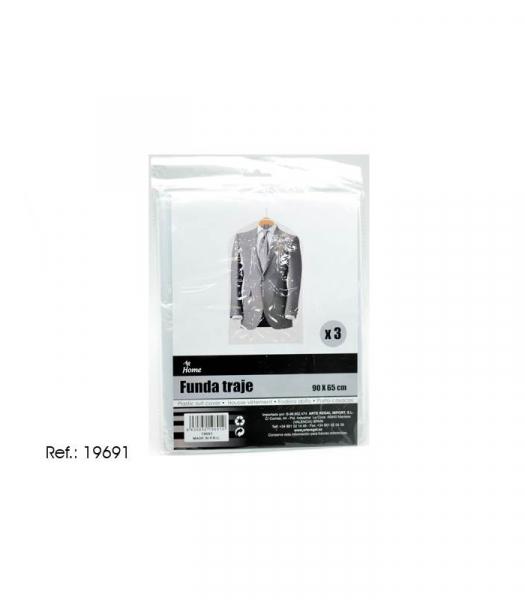 19691  Protectie haine set 3buc 90*65 cm [0]