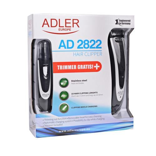 AD2822 Aparat tuns + trimmer ADLER [3]
