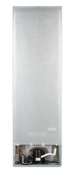 Combina frigorifica Heinner HC-N262WD+, 262 l, Dozator de apa, Clasa A+, H 180 cm, Alb [4]