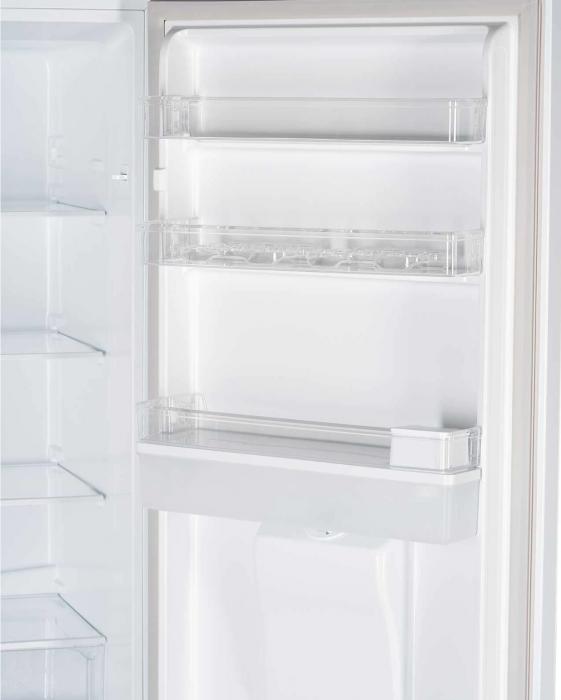 Combina frigorifica Heinner HC-N262WD+, 262 l, Dozator de apa, Clasa A+, H 180 cm, Alb [5]