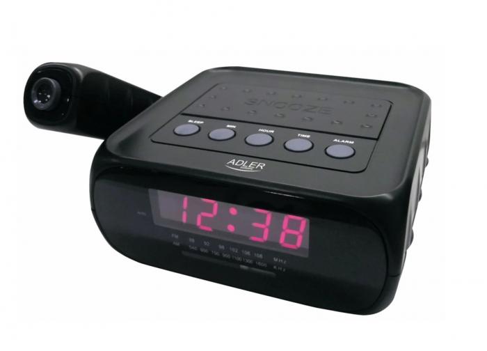 AD1120 Radio cu ceas ADLER [2]