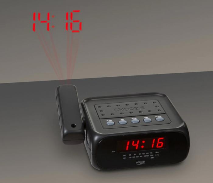 AD1120 Radio cu ceas ADLER [5]