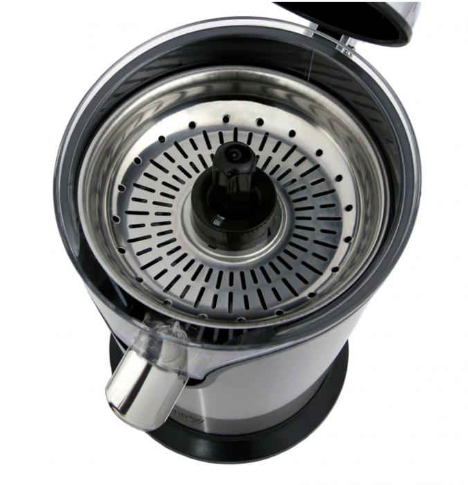 CR4006 Storcator profesional de citrice Camry, 500 W, Doua prese, Inox [6]