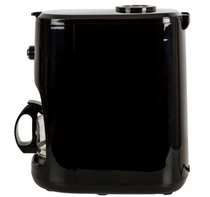 Cafetiera Heinner HCM-900RBK, 900 W, Rasnita incorporata, 0.6 L, Negru [2]
