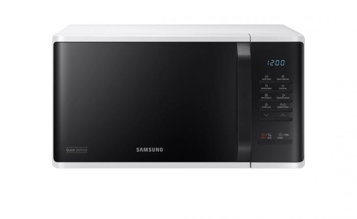 Cuptor cu microunde Samsung MS23K3513AW/OL, 23 l, 800 W, Digital, Touch control, Alb [0]