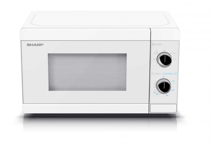 Cuptor cu microunde Sharp YC-MS01E-C, 800 W, 20 L [2]