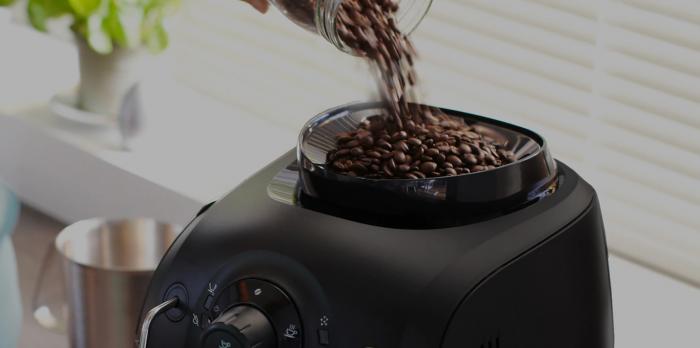 Espressor automat Gaggia Besana, 1400W, 15 bar, rasnita ceramica, sistem spumare lapte manual, Negru [4]