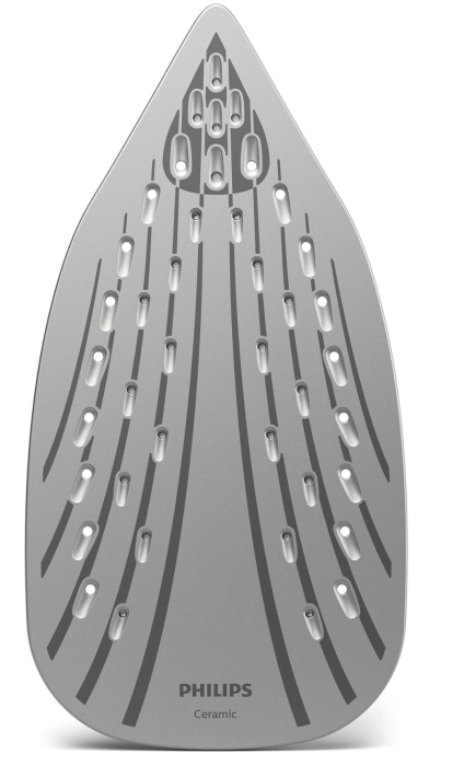 Fier de calcat Philips EasySpeed Plus GC2145/20, Talpa Ceramica, abur 110 g, Albastru [3]