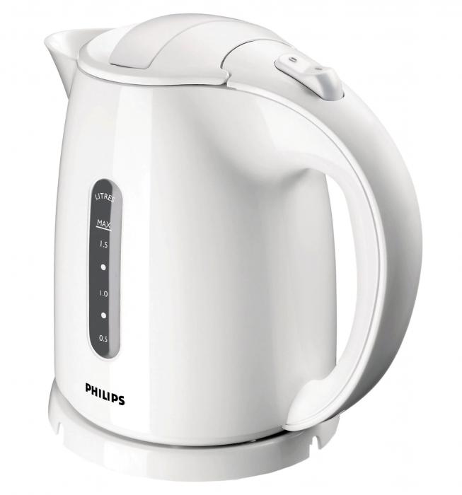 Fierbator Philips HD4646/00, 2400 W, 1.5 l, Alb [0]