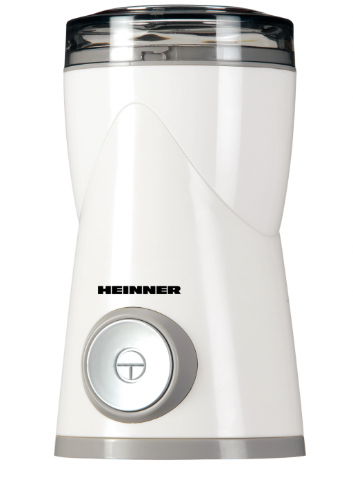 Rasnita de cafea Heinner HCG-150P, 150W, 50 g, Alb [0]