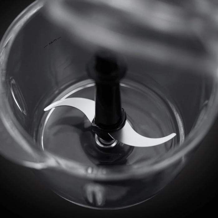 Tocator Russell Hobbs Desire 24660-56, 200 W, vas sticla 0.5 l, Rosu [4]