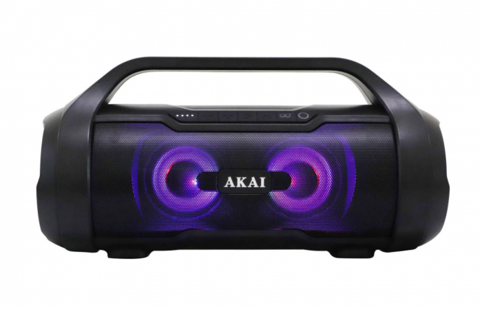 Boxa Portabila, Bluetooth, rezistenta la apa AKAI ABTS-50 , Radio FM , USB ,SD card [0]