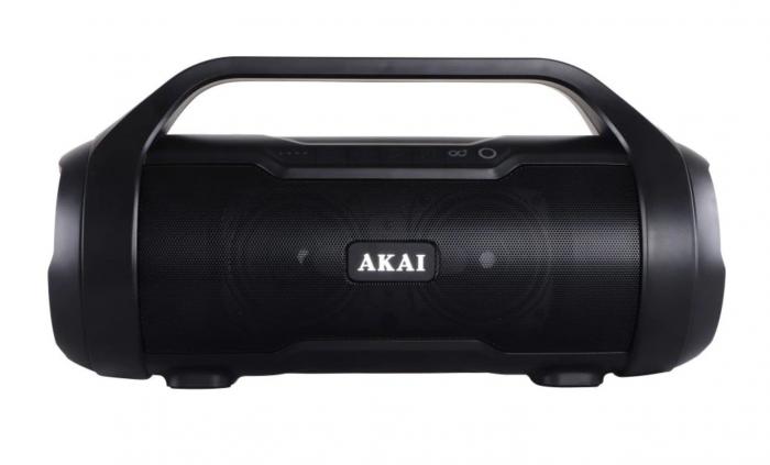 Boxa Portabila, Bluetooth, rezistenta la apa AKAI ABTS-50 , Radio FM , USB ,SD card [5]