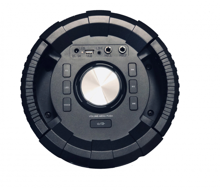 Boxa portabila activa, AKAI ABTS-636, Bluetooth 5.0, 40W, Radio FM [6]