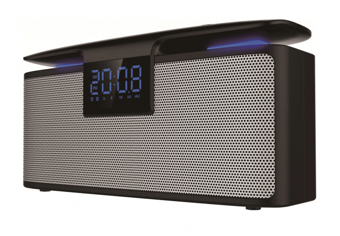 Boxa Portabila AKAI ABTS-M10, Bluetooth, Radio Ceas, USB, TF Card [0]