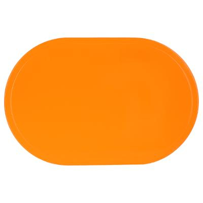 Suport farfurie oval orange Placematt 0