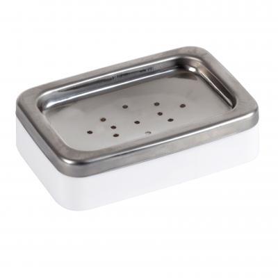Suport sapun , platic+metal - NOU 0