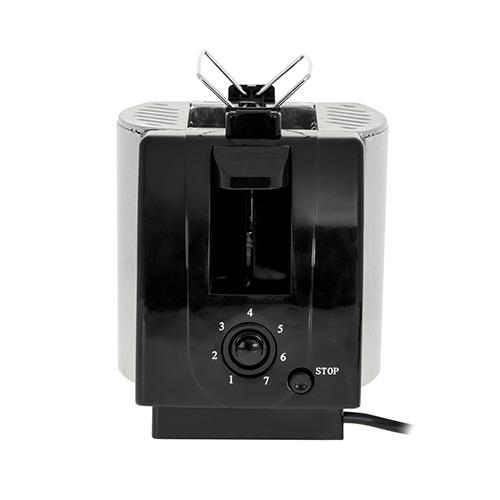 Toaster Adler AD35, 2 felii, 750W, tavita firimituri, buton Stop, negru 3
