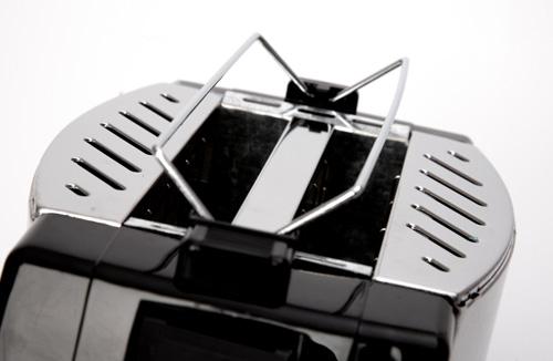 Toaster Adler AD35, 2 felii, 750W, tavita firimituri, buton Stop, negru 5