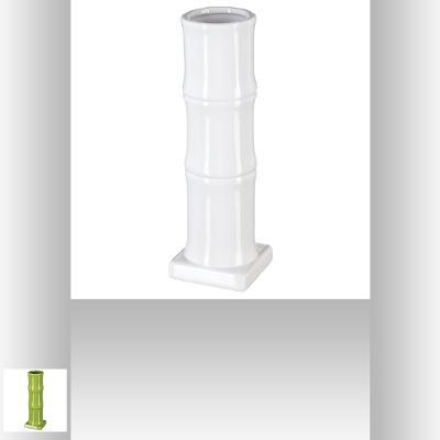Vaza ceramica model bambus 0