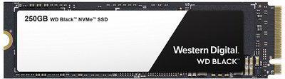 WD SSD 250GB BLACK M.2 2280 WDS250G2X0C 0