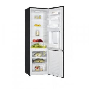 Combina frigorifica Heinner HC-H273BKWD+, 267 l, Dozator de apa, Clasa A+, Negru0