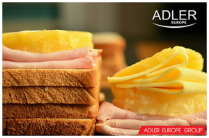 AD301 Sandwich maker ADLER4