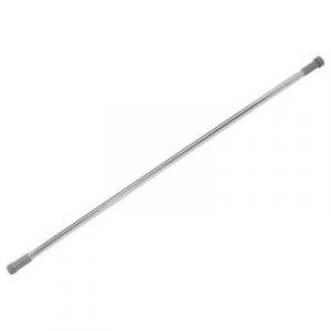 105404  Bara sustinere perdea dus INOX, 110cm-200 cm [0]