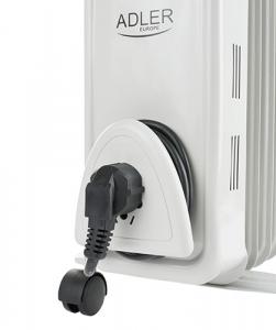 Calorifer electric Adler AD 7807, termostat, 7 elemente, 1500W3