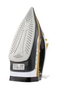 CR5029 Fier de Calcat cu Aburi Camry, Talpa Ceramica, Putere 3000W, Functie Auto-Curatare si Anti-Picurare, Calcare Verticala3