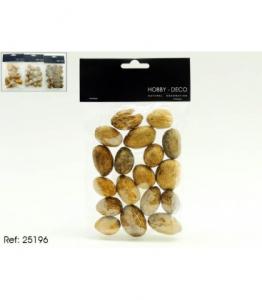 Deco fructe naturale uscate 4 modele 25196 [0]