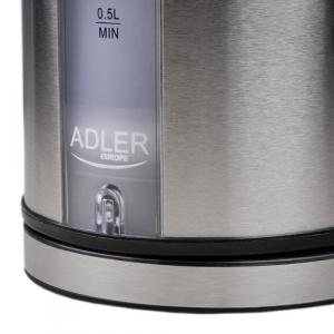 Fierbator Adler AD 1216, 2000 W, 1.7 l, Inox6