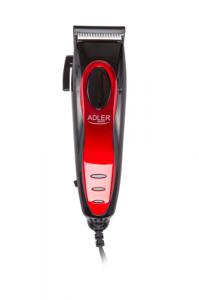 Masina de Tuns Profesionala Adler cu 4 Piepteni Flexibili, Lama 45mm, Putere 15W1