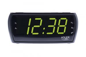 Radio cu ceas si alarma ADLER AD 1121,negru0