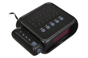 Radio cu ceas si alarma , proiectie laser ADLER AD 1120 ,negru4