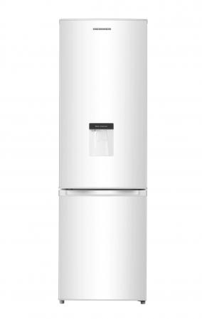 Combina frigorifica Heinner HC-N262WD+, 262 l, Dozator de apa, Clasa A+, H 180 cm, Alb [0]
