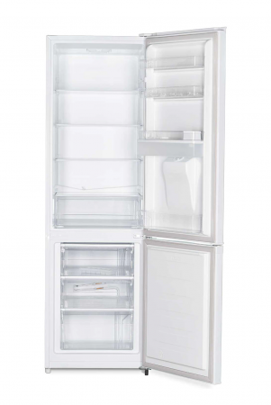 Combina frigorifica Heinner HC-N262WD+, 262 l, Dozator de apa, Clasa A+, H 180 cm, Alb [1]