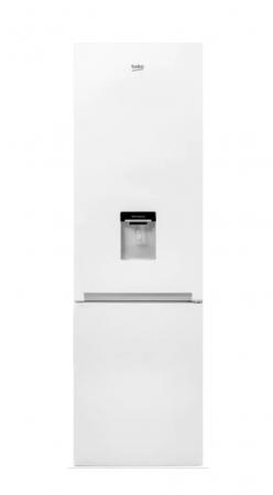Combina frigorifica Beko RCSA400K20DW, 377 l, Clasa A+, Active Fresh BlueLight, Dozator apa, H 201 cm, Alb [0]