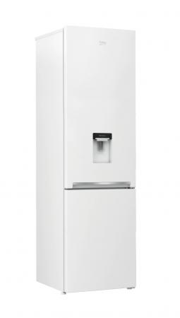 Combina frigorifica Beko RCSA400K20DW, 377 l, Clasa A+, Active Fresh BlueLight, Dozator apa, H 201 cm, Alb [1]