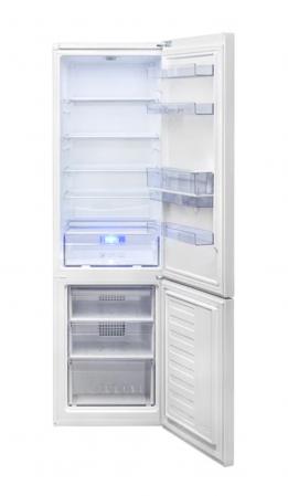 Combina frigorifica Beko RCSA400K20DW, 377 l, Clasa A+, Active Fresh BlueLight, Dozator apa, H 201 cm, Alb [2]