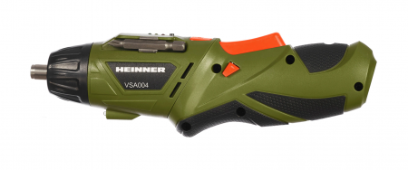 HEINNER VSA004 - Surubelnita pe acumulator, 1300 mAh, 210 RPM, 3 Nm, maner pliabil [2]