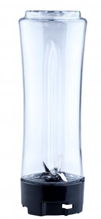 AD4054 Mini Blender Smoothie Adler, 250 W, 1 viteza, 0.6 l, rosu/alb [4]