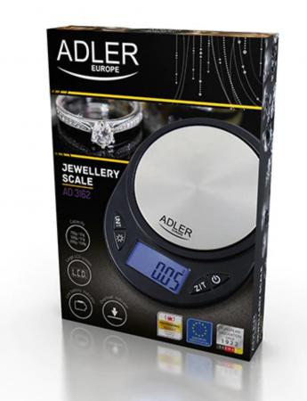 Cantar Electronic Adler, Functie Tara Afisaj LCD [1]