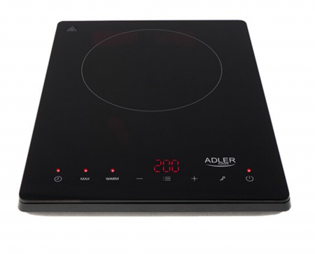 Plita electrica prin inductie Adler AD 6513, 2000W [0]