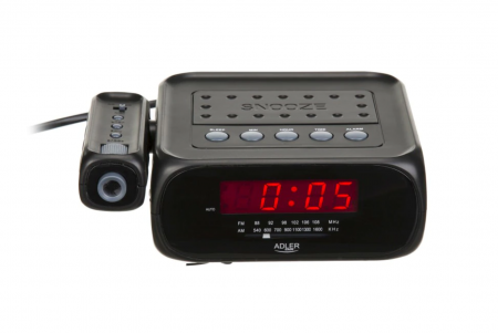 AD1120 Radio cu ceas ADLER [0]