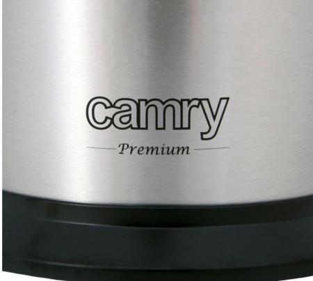 CR4006 Storcator profesional de citrice Camry, 500 W, Doua prese, Inox [8]