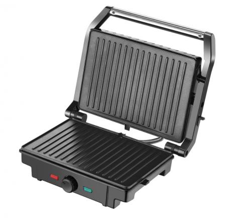 Gratar electric Samus GTS-1500X, Putere 1500 W, Negru/Inox [1]