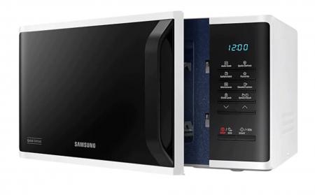 Cuptor cu microunde Samsung MS23K3513AW/OL, 23 l, 800 W, Digital, Touch control, Alb [6]